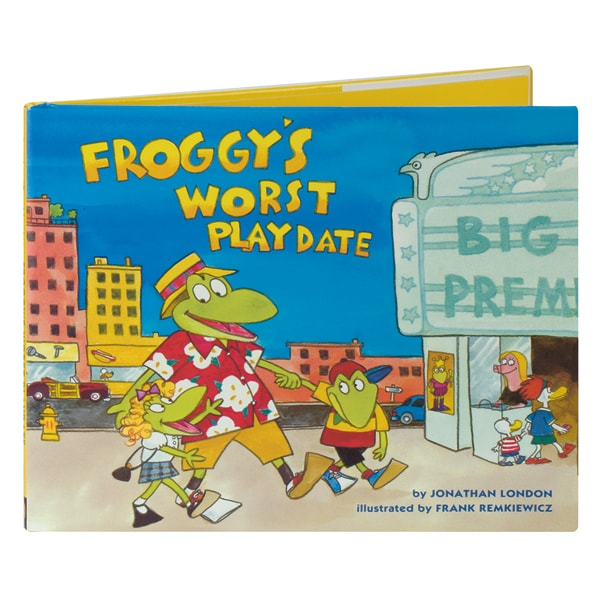 froggy s worst playdate daedalus books d71004