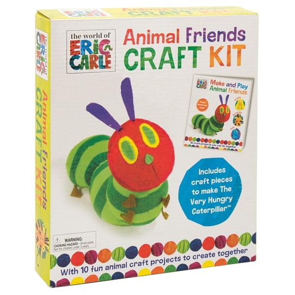 The World Of Eric Carle Animal Friends Craft Kit Daedalus Books