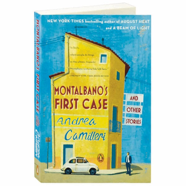5d9ed109560 Montalbano s First Case And Other Stories