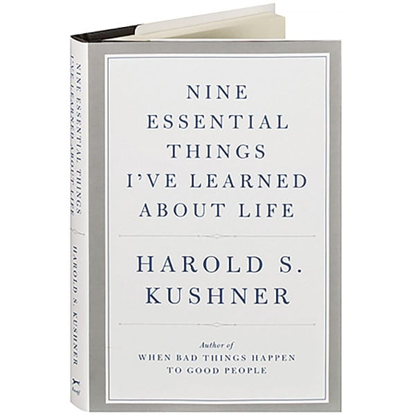 Kushner When Bad Things Happen: Nine Essential Things I've Learned About Life At Daedalus