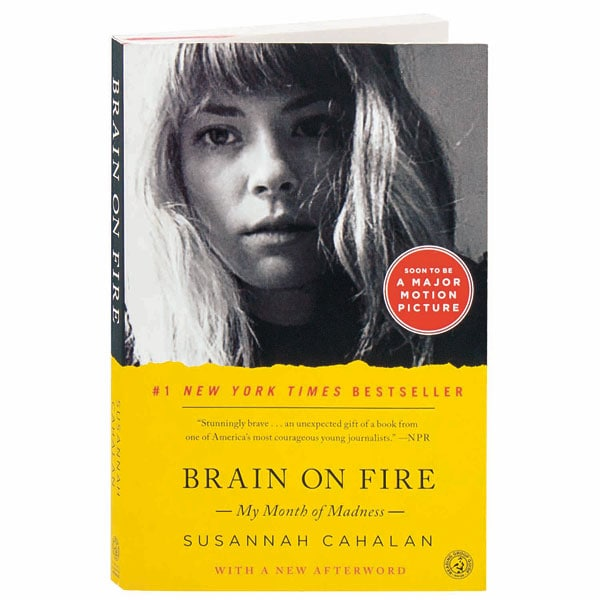 Image result for brain on fire book