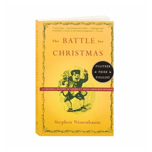 Christmas In America Book.The Battle For Christmas