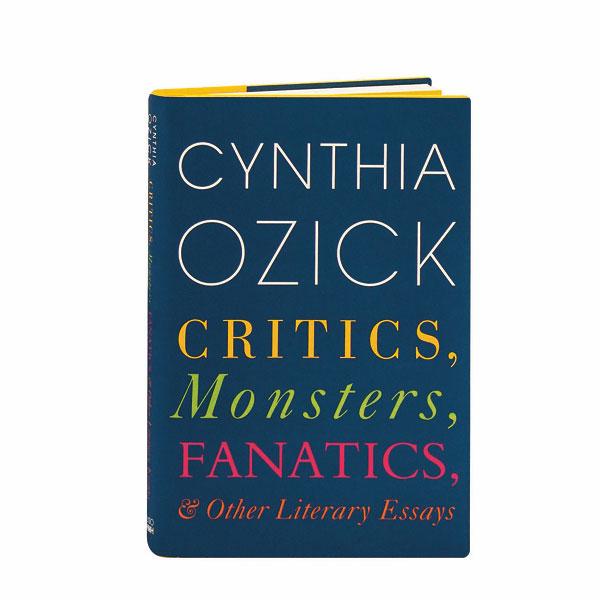 Critics Monsters Fanatics And Other Literary Essays  Daedalus  Critics Monsters Fanatics And Other Literary Essays