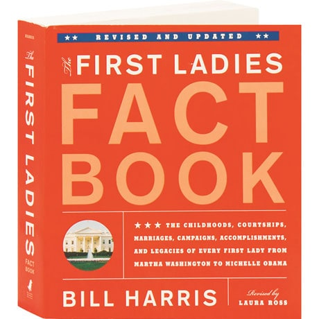 The First Ladies Fact Book: Revised And Updated