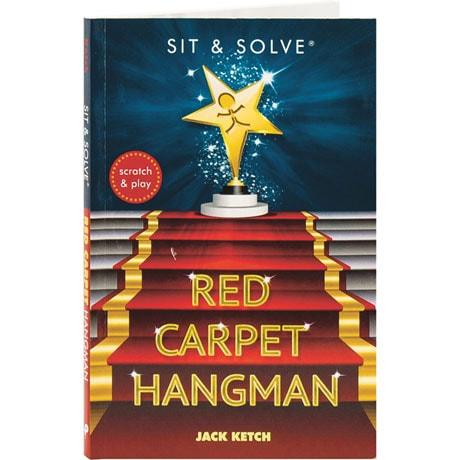 Sit & Solve Red Carpet Hangman