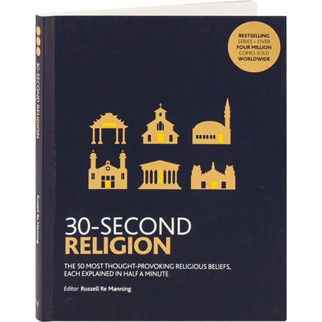 30-Second Religion