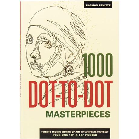 1000 Dot-To-Dot Masterpieces