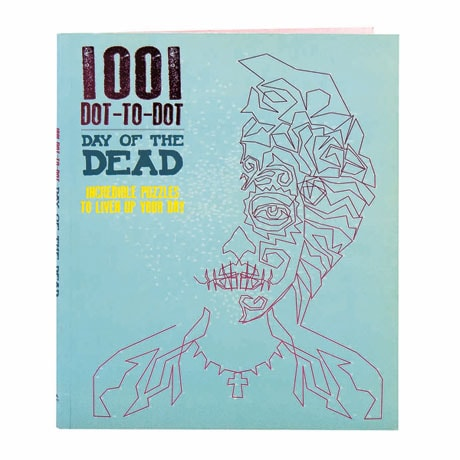 1001 Dot-To-Dot: Day Of The Dead