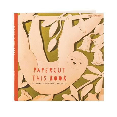 Papercut This Book