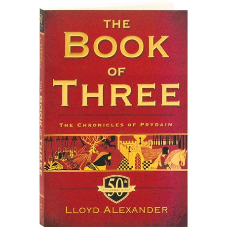 The Book Of Three: 50th Anniversary Edition