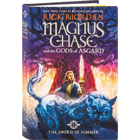 Magnus Chase & The Gods Of Asgard