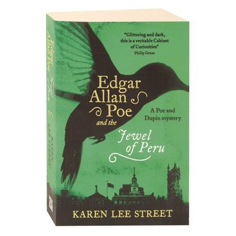 Edgar Allan Poe & The Jewel Of Peru