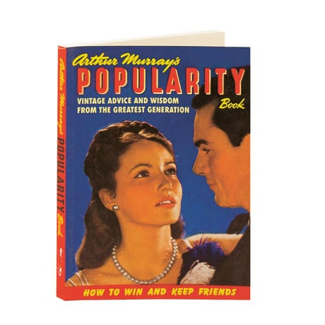 Arthur Murray's Popularity Book