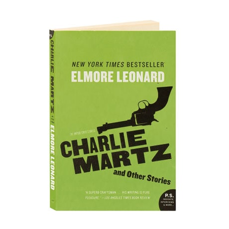 Charlie Martz And Other Stories