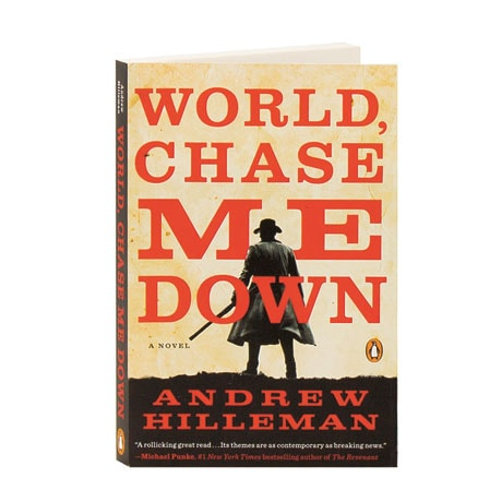 World Chase Me Down
