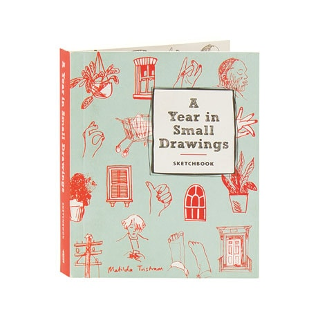 A Year In Small Drawings:Sketchbook