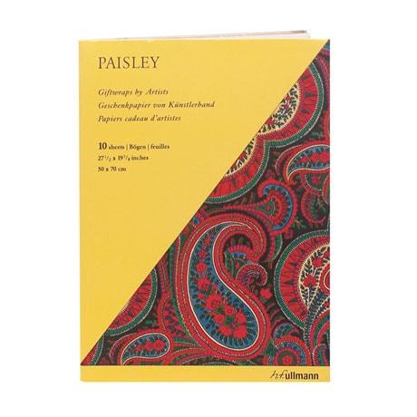 Paisley Giftwrap