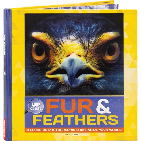 Up Close Fur & Feathers