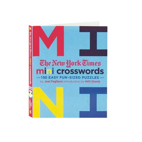 The New York Times Mini Crosswords Vol. 3