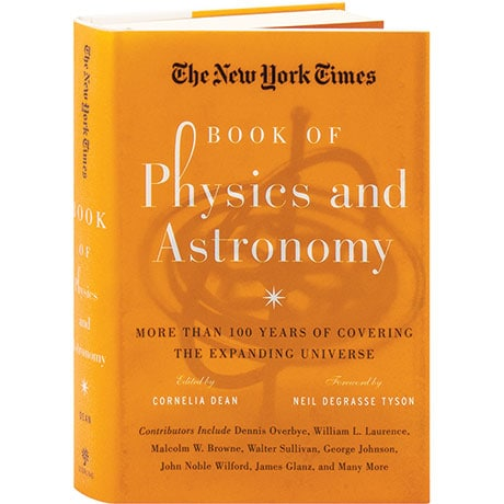 The New York Times Book Of Physics And Astronomy