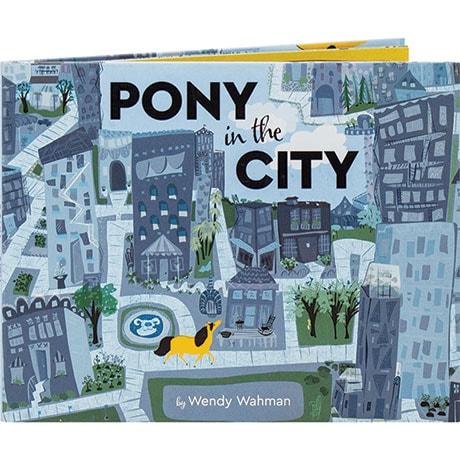 Pony In The City