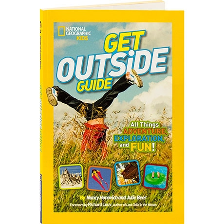National Geographic Kids: Get Outside Guide