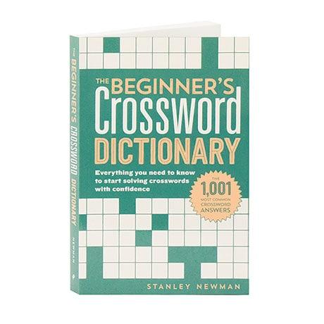 The Beginner's Crossword Dictionary