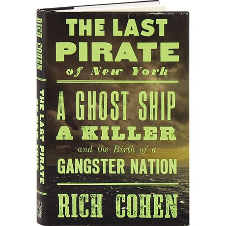 The Last Pirate Of New York