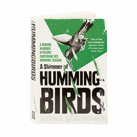 A Shimmer Of Hummingbirds