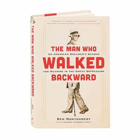 The Man Who Walked Backward