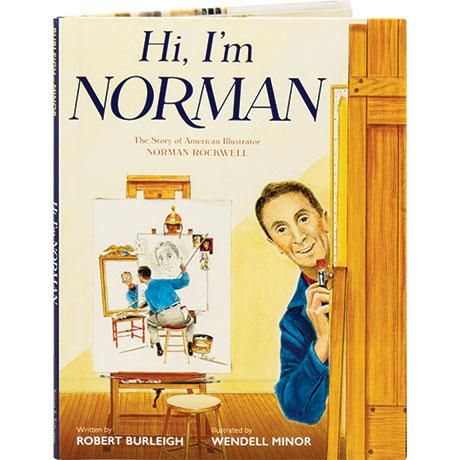 Hi I'm Norman
