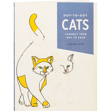 Dot-To-Dot: Cats