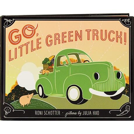 Go Little Green Truck!