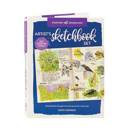 Artist's Sketchbook Set