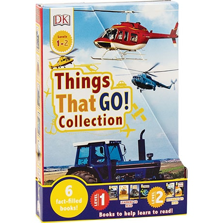 Things That Go! Collection