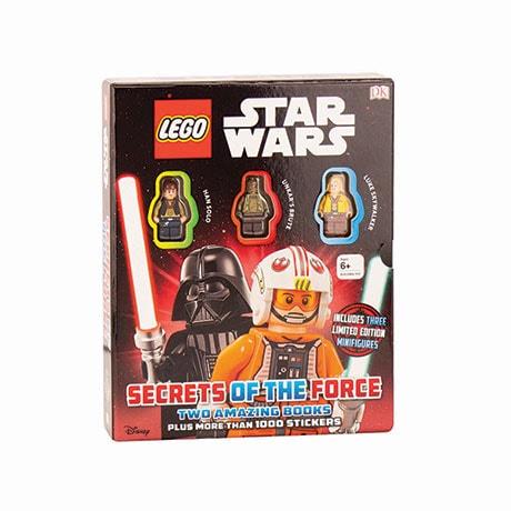 Lego Star Wars: Secrets Of The Force