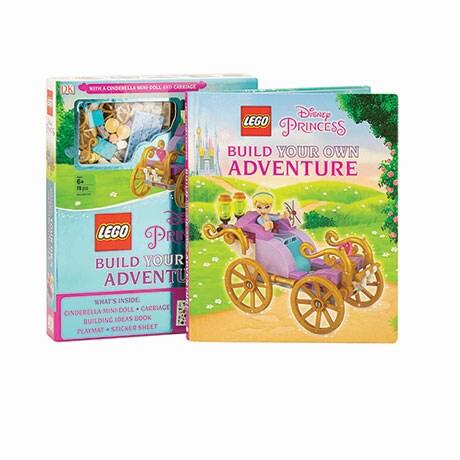 Lego Disney Princess: Build Your Own Adventure