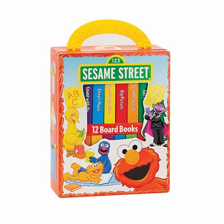 My First Sesame Street Library