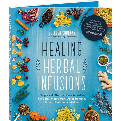 Healing Herbal Infusions