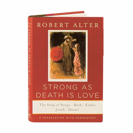 Strong As Death Is Love