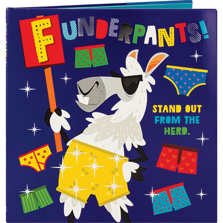 Funderpants!