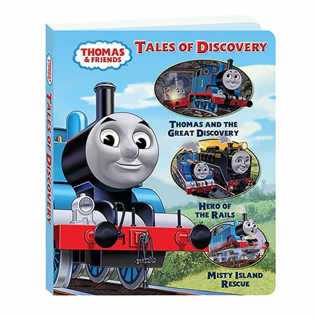 Thomas & Friends: Tales Of Discovery