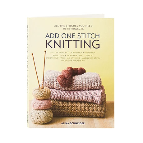 Add One Stitch Knitting