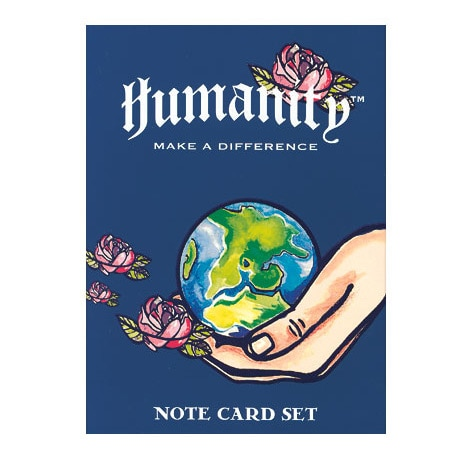 Humanity Boxed Notecards