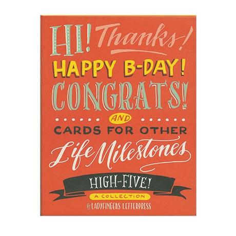 High-Five! Greeting Card Assortment