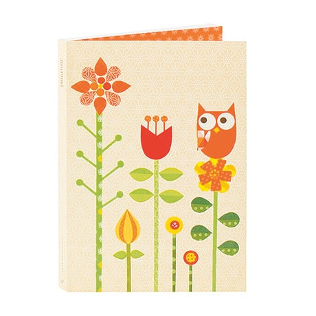Wise Red Owl Journal