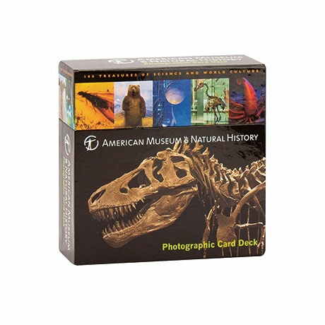 American Museum Of Natural History Photographic Card Deck