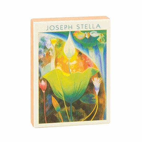 Joseph Stella Boxed Notecards