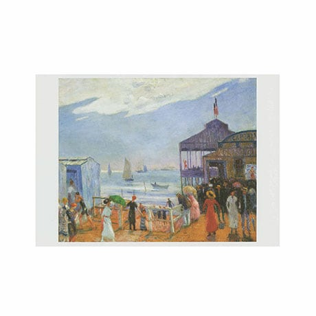 William Glackens Boxed Notecards