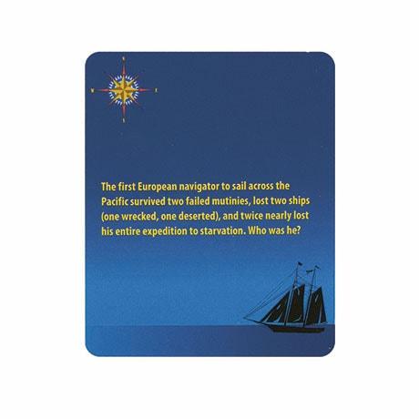 Seafaring Navigation & Exploration: A Quiz Deck